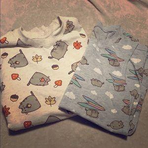 Pusheen Sweater/Tank Bundle